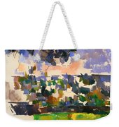 The Garden At Les Lauves Weekender Tote Bag