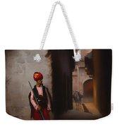 The Guard Weekender Tote Bag