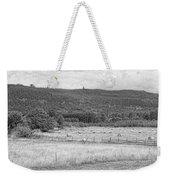 The Hay Field Weekender Tote Bag