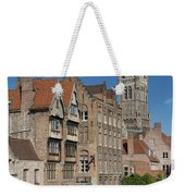 The Historic Center Of Bruges Weekender Tote Bag
