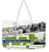 The Intrusion Weekender Tote Bag