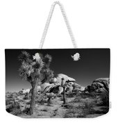 The Joshua Tree Weekender Tote Bag