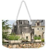 The Kitchenbuilding Of Abbey Fontevraud Weekender Tote Bag