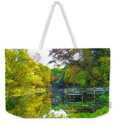 The Lake... Weekender Tote Bag