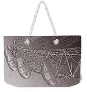 The London Eye Art Weekender Tote Bag