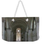 The Nave - Cloister Fontevraud Weekender Tote Bag