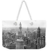 The Ny Financial District Weekender Tote Bag
