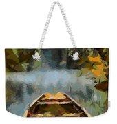 The Old Boat Weekender Tote Bag