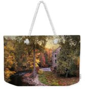 The Old Stone Mill Weekender Tote Bag