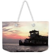 The Old Tug Weekender Tote Bag