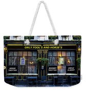 The Only Fool's And Horse's Weekender Tote Bag