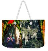 The Other Forest Weekender Tote Bag by Lisa Yount