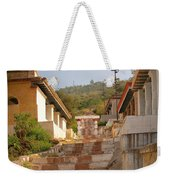 The Path To The Temple Weekender Tote Bag