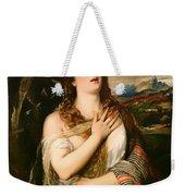 The Penitent Magdalene Weekender Tote Bag