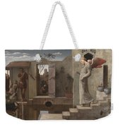 The Pool Of Bethesda Weekender Tote Bag