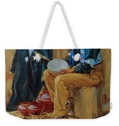 The Pottery Maker Weekender Tote Bag
