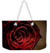 The Rose Digital Art Weekender Tote Bag