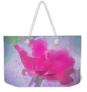 The Scent Of Roses Weekender Tote Bag