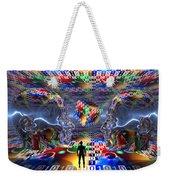 The Search For Extraterrestrial Life Weekender Tote Bag