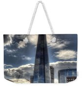 The Shard And South Bank Weekender Tote Bag