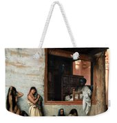 The Slave Market Weekender Tote Bag