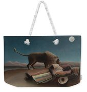 The Sleeping Gypsy Weekender Tote Bag