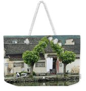 The South Lake In Hongcun Village Weekender Tote Bag