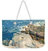 The South Ledges Appledore Weekender Tote Bag