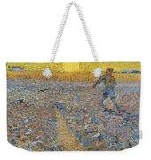The Sower Weekender Tote Bag