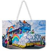 The Spirit Of Mardi Gras Weekender Tote Bag by Steve Harrington