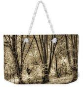The Spring Forest Weekender Tote Bag