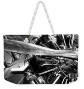 The Stearman Jacobs Aircraft Engine Weekender Tote Bag