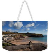 The Strand Inn And Dunmore Strand Weekender Tote Bag