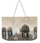 The Suleymaniye Mosque And New Mosque In The Backround Weekender Tote Bag