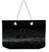 The Swan Of Tuonela Weekender Tote Bag