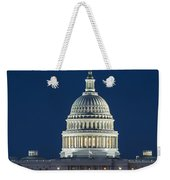 The United States Capitol Building Weekender Tote Bag