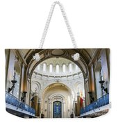 The United States Naval Academy Chapel Weekender Tote Bag