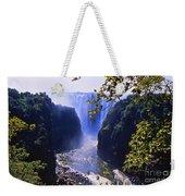 The Victoria Falls Weekender Tote Bag