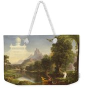 The Voyage Of Life Youth Weekender Tote Bag