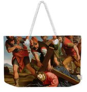 The Way To Calvary Weekender Tote Bag
