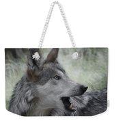 The Wolf 4 Weekender Tote Bag