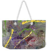 The Writing On The Wall 11 Weekender Tote Bag