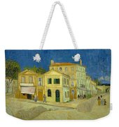 The Yellow House Weekender Tote Bag