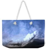 There Be A Storm A Brewin In Nebraska Weekender Tote Bag