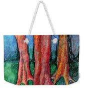 They Came To Me About Dawn  Weekender Tote Bag