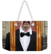 Thinking Outside The Rectangle Weekender Tote Bag