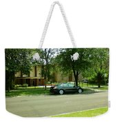 Third Unitarian Church Of Chicago Weekender Tote Bag