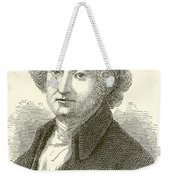 Thomas Jefferson Weekender Tote Bag by English School