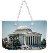Thomas Jefferson Memorial In Washington Dc Usa Weekender Tote Bag
