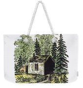 Thoreau Walden, 1875 Weekender Tote Bag